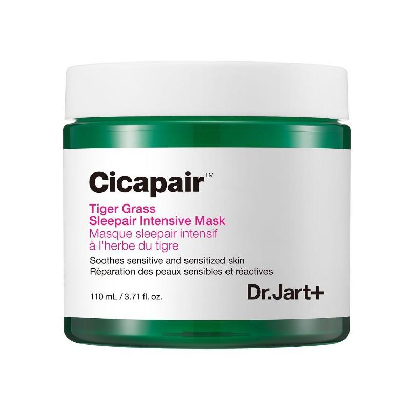 Veido kaukė Dr.Jart+ Cicapair Tiger Grass Sleepair Intensive Mask DRCPA0285O0, intensyvi veido kaukė, galima naudoti nakčiai, 110 ml