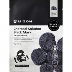 Veido kaukė Mizon Charcoal...