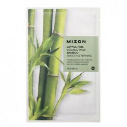 Veido kaukė Mizon Joyful Time Essence Mask Bamboo MIZ888890126, su bambuku, 23 g