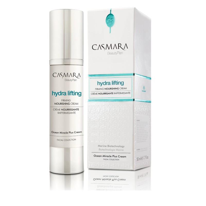 Stangrinamasis, maitinamasis veido odos kremas Casmara  Hydra Lifting Firming Nourishing Cream CASA10002V, 50 ml