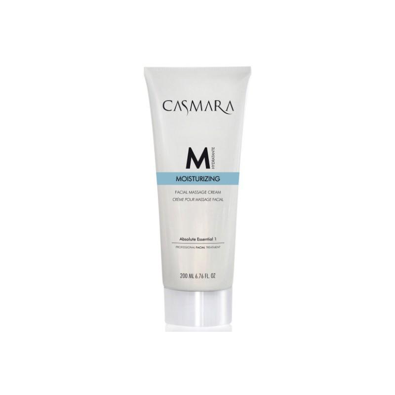 Drėkinamasis masažinis veido kremas Casmara Moisturizing Massage Cream CASA13341, 200 ml