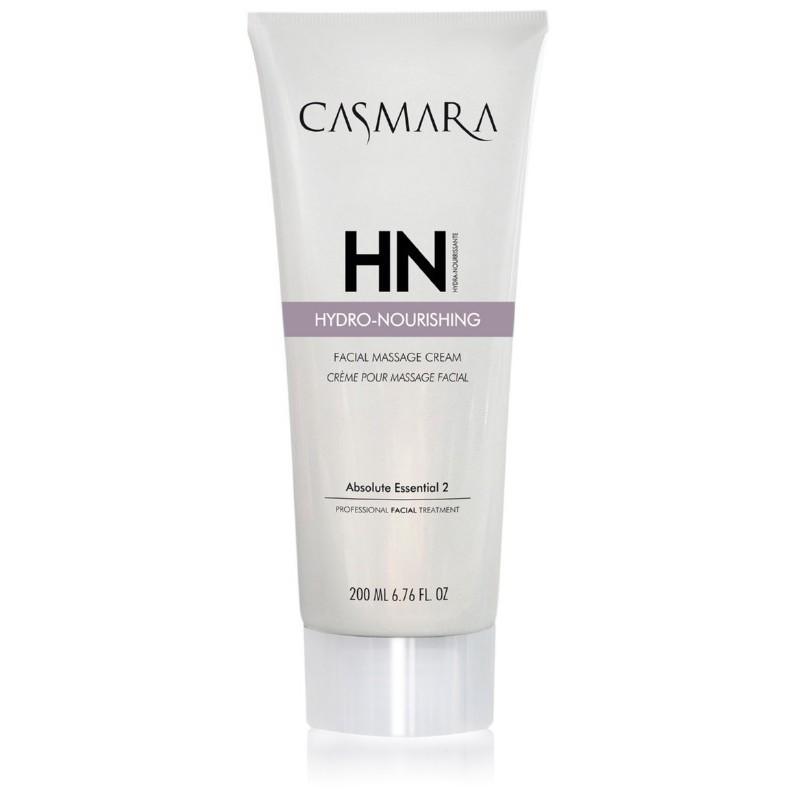 Drėkinamasis masažinis veido kremas Casmara Hydro - Nourishing Massage Cream CASA13342, 200 ml