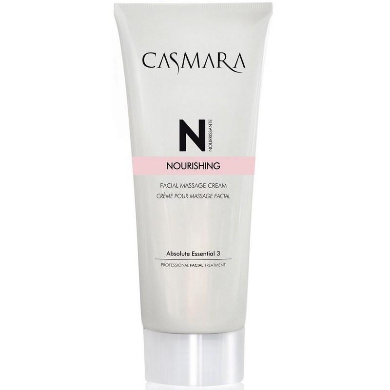 Drėkinamasis masažinis veido kremas Casmara Nourishing Massage Cream CASA13343, 200 ml