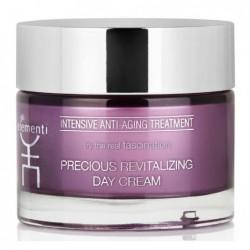 Atgaivinantis, dieninis veido odos kremas Gli Elementi Precious Revitalizing Day Cream GLI01061, 50 ml