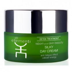 Atstatomasis veido odos kremas Gli Elementi Silky Day Cream GLI01100, 50 ml