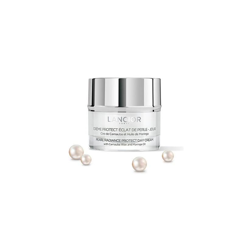 Kremas veido odai Lancior Paris Pearl Radiance Protect Day Cream LANF20318, detoksikuoja, valo ir skaistina odą, 50 ml