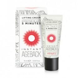 Greito poveikio stangrinamasis veido odos kremas nuo raukšlių Vitayes Instant Ageback Lifting Cream VIT64039, 15 ml