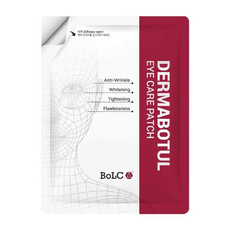Paakių pagalvėlės Dermabotul Eye Care Patch DERMA31160, 1 pora