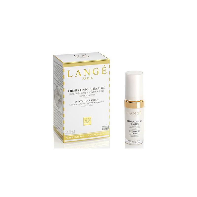 Paakių kremas Lange Paris Eye Contour Cream LAN2306, stabdantis odos senėjimą, 20 ml