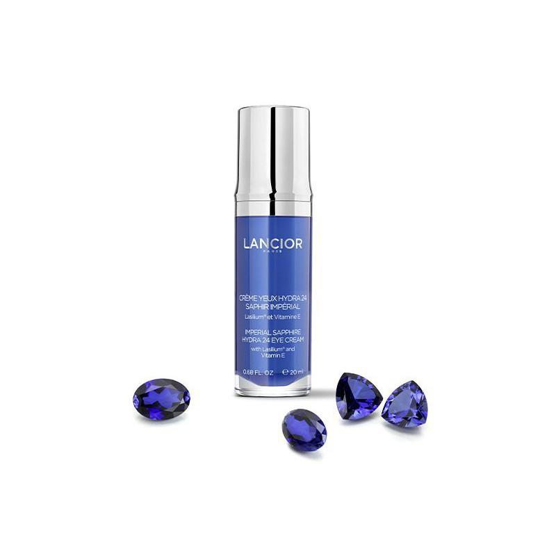 Paakių kremas Lancior Paris Imperial Sapphire Hydra 24 Eye Cream LANF21418, drėkina odą, 20 ml