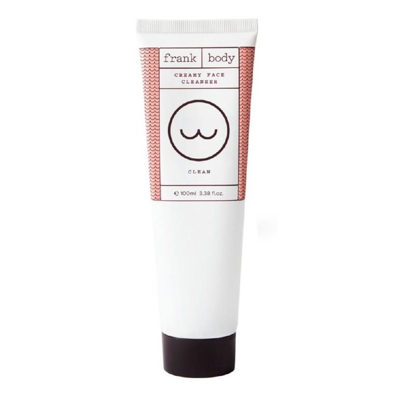 Veido prausiklis Frank Body Charcoal Face Cleanser FCC100BAERC6, su aktyvuota anglimi, kavos sėklų ekstraktu, kokosų, vynuogių kauliukų ir migdolų aliejais, 100 ml
