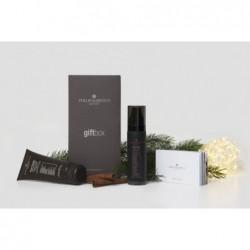 Veido priežiūros priemonių rinkinys Philip Martin's Christmas Gift PM981, rinkinį sudaro: