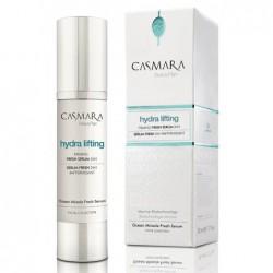 Stangrinamasis veido serumas Casmara Hydra Lifting Firming Fresh Serum CASA10003V, 50 ml