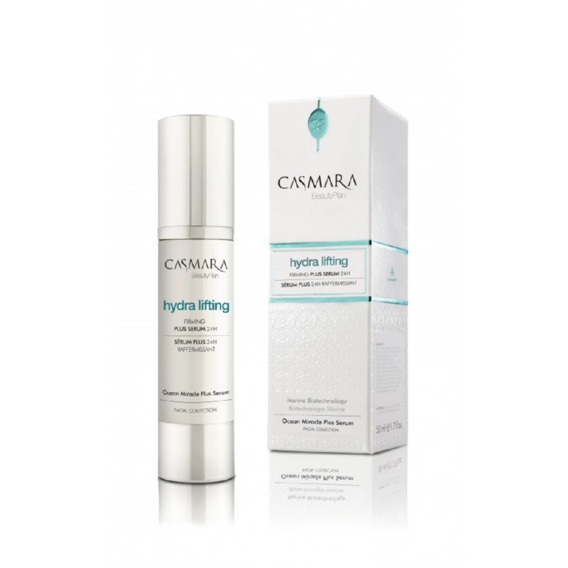 Stangrinamasis veido serumas Casmara Hydra Lifting Firming Plus Serum CASA10004V, 50 ml