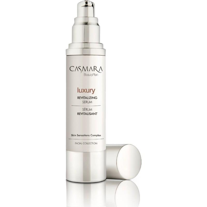 Prabangus, drėkinamasis veido serumas Casmara Luxury Revitalizing Serum CASA13003V, 50 ml