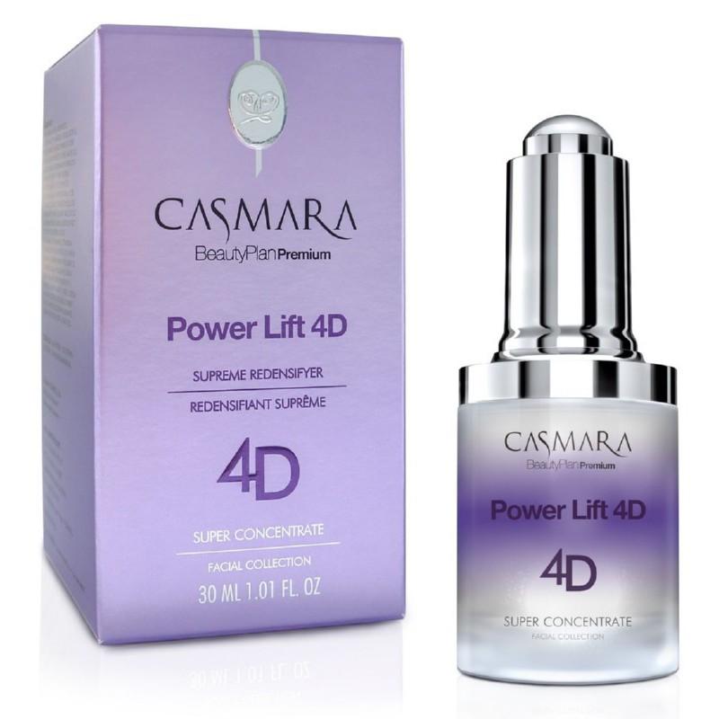 Koncentratas veido odai Casmara Concentrate Power Lift 4D CASA14002, 30 ml
