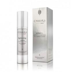 Koncentruotas veido odą šviesinantis serumas Casmara Lightening Clarifying Concentrated Serum CASA30001V, 50 ml