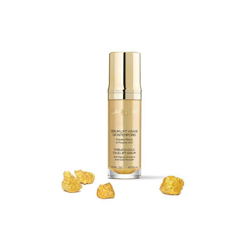 Serumas veido odai Lancior Paris Timeless Gold Face Lift Serum LANF20718, stabdo odos senėjimą, 30 ml