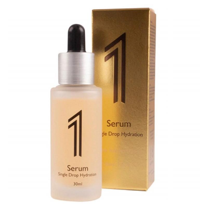 Serumas veidui 1Foundation Single Drop Hydration ROS101, drėkinantis veido odą, 30 ml