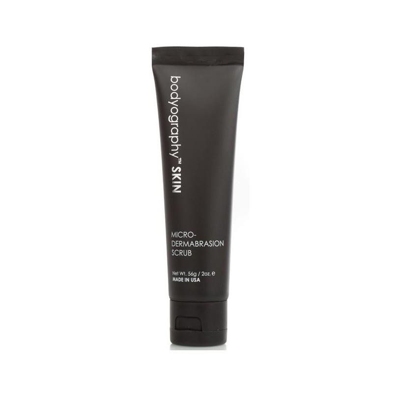 Veido odos šveitiklis Bodyography Microderrmabrasion Scrub BDBS4201, 56 g