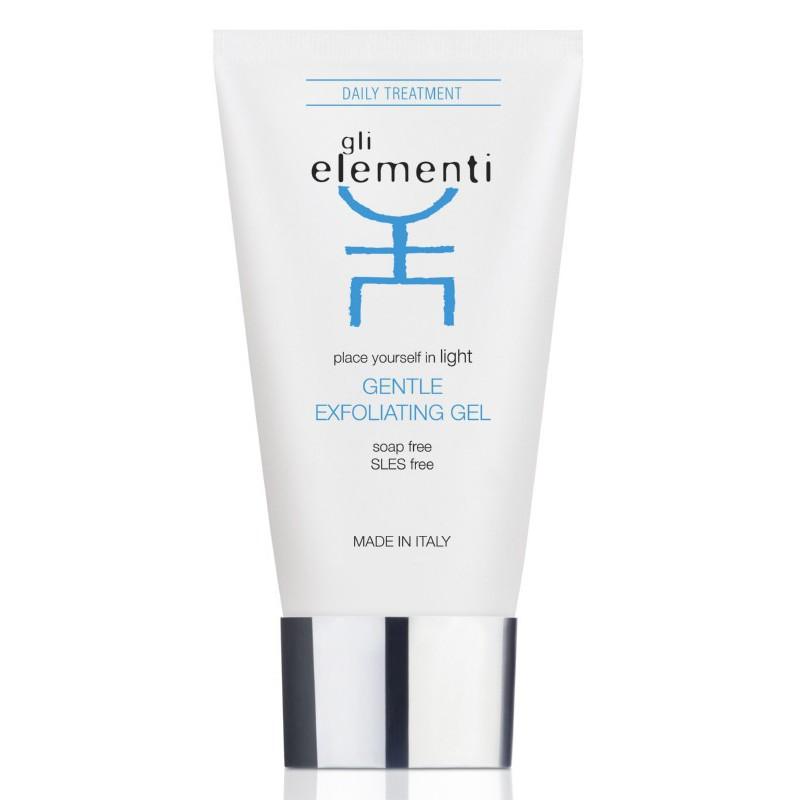 Veido odos šveičiamasis gelis Gli Elementi Gentle Exfoliating Gel GLI01015, 75 ml