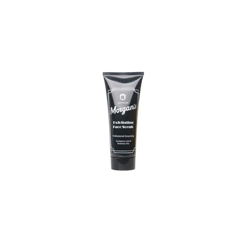 Veido odos šveitiklis Morgan's Pomade Exfoliating Face Scrub MPM032, 100 ml