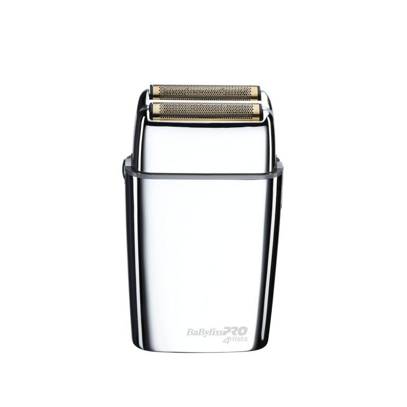 Mobili įkraunama barzdaskutė BaByliss PRO Double Foil Metal Shaver FXFS2E