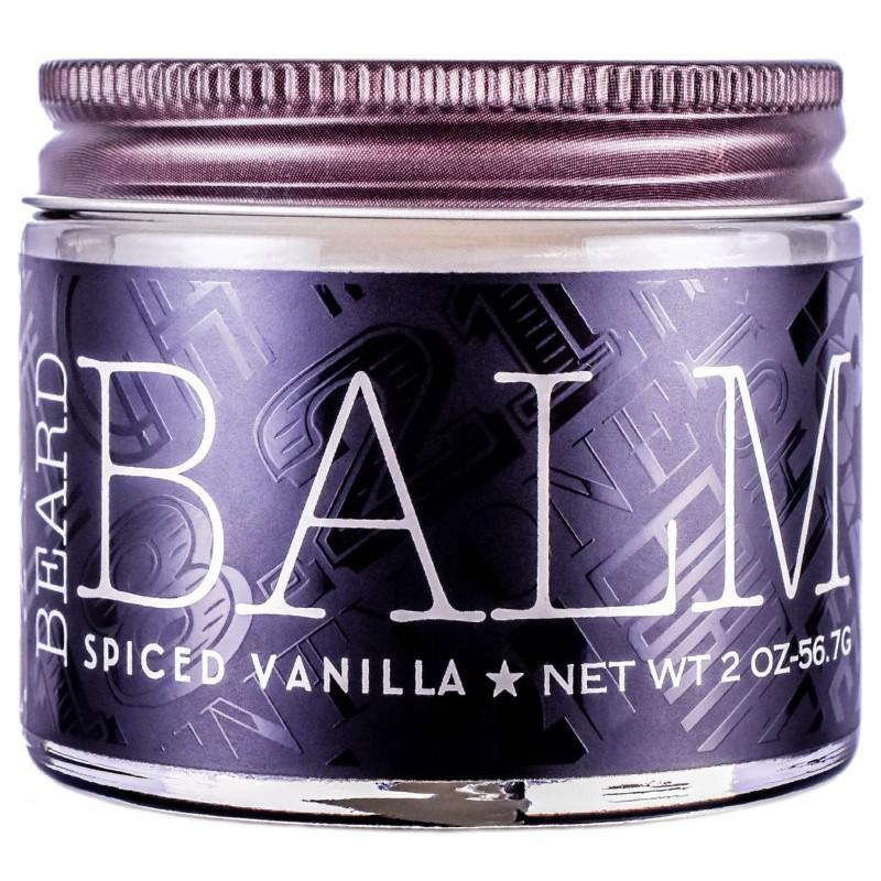 Balzamas barzdai 18.21 Man Made Beard Balm Spiced Vanilla BLM2, 56,7 g