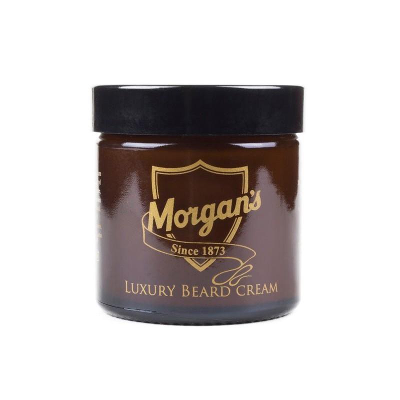 Barzdos ir ūsų kremas Morgan's Pomade Luxury Moustache & Beard Cream MPM057, 60 ml