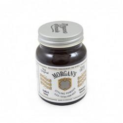Pomada plaukų formavimui Morgan's Pomade Vanilla & Honey Extra Firm MPM109,  ypač stiprios fiksacijos, 100 ml