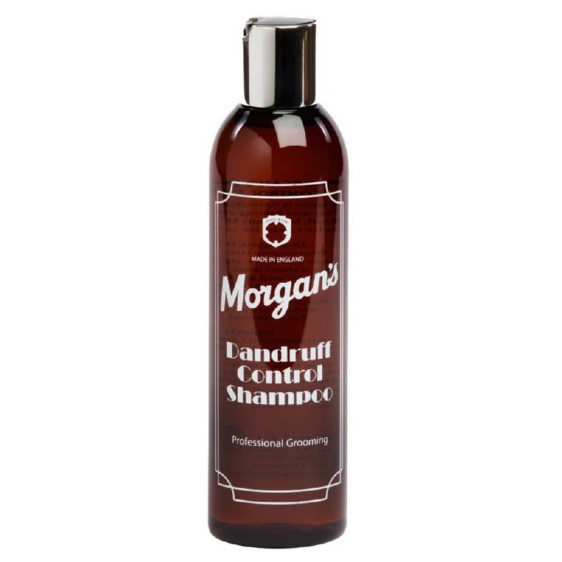 Šampūnas plaukams Morgan's Pomade Dandruff Control Shampoo MPM050, skirtas vyrams, nuo pleiskanų, 250 ml