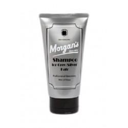 Šampūnas žiliems plaukams Morgan's Pomade Shampoo for Silver Hair MPM079, skirtas vyrams, 150 ml
