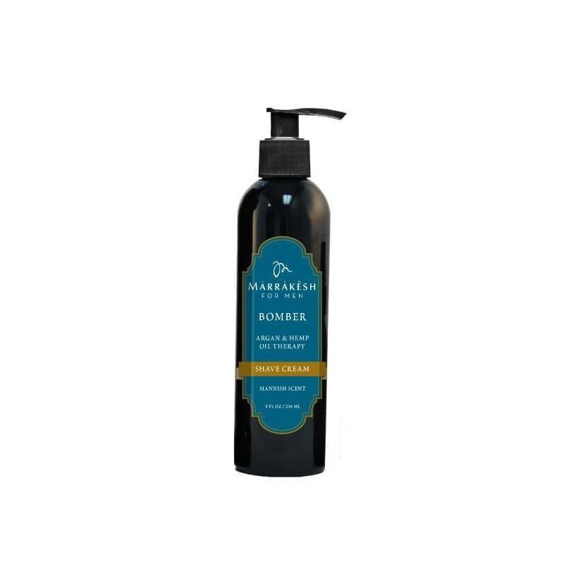 Skutimosi kremas Marrakesh for Men Bomber Shave Cream MKMSK001, 237 ml