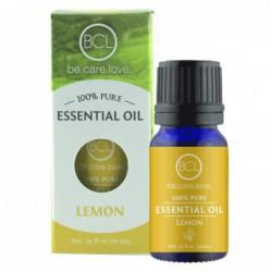 Eterinis aliejus BCL 100 % Pure Essential Oil Lemon BCL62003BSG, citrinų, 10 ml