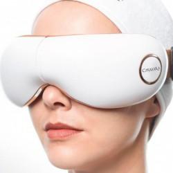 Presoterapijos akiniai akių procedūroms Casmara Eye Perfection Presotherapy Glasses CASAA0010, masažiniai, skirti naudoti su Eye Perfection Treatment procedūra
