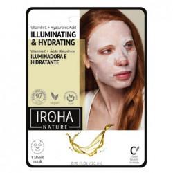 Veido kaukė Iroha Tissue...