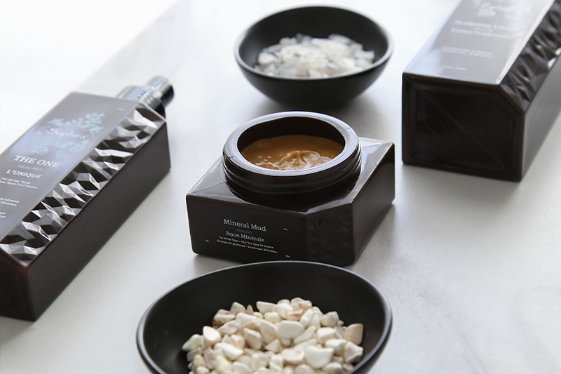 """""""Saphira"""" plaukų reabilitacija su Negyvosios jūros mineralais ir keratinu"""